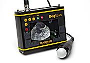 Un ecógrafo portátil y ligero para el diagnóstico de gestación rápido y preciso en los animales pequeños