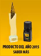 PRODUCTO DEL AÑO 2015. SABER MÁS