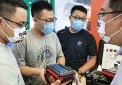 ¡El estreno de nuestro iScan mini ecógrafo en China!
